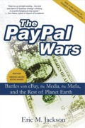PayPal Wars book cover