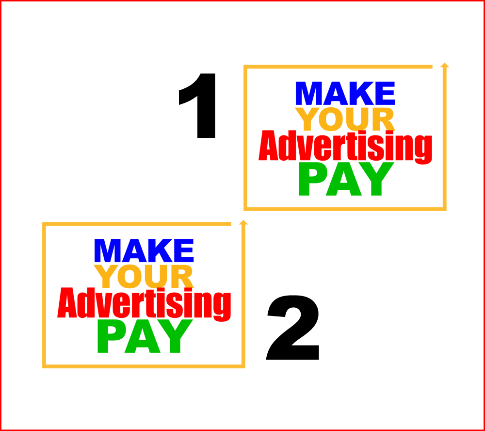 Make it pay image